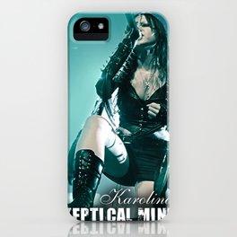 Karolina Stage 1 iPhone Case