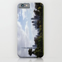 Time dilation iPhone Case