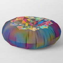 Sri Yantra  / Sri Chakra Floor Pillow