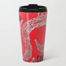 Washington State Dino Travel Mug