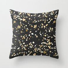 Urban Glitz 2 Throw Pillow