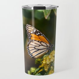 Peaceful butterfly Travel Mug