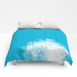 Electric Sheep 2 Comforters