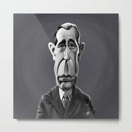 Humphrey DeForest B0gart Metal Print