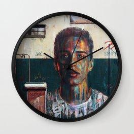 logic under pressure music 2020 Wall Clock