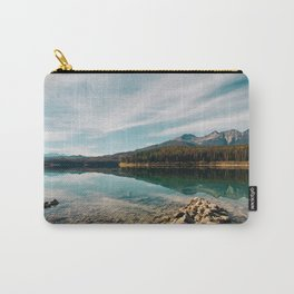 Patricia Lake Carry-All Pouch