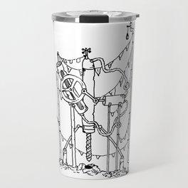 Drilling Machine Travel Mug