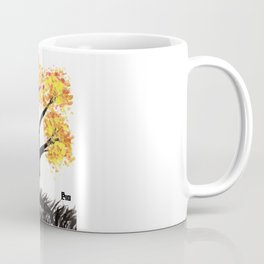 Tree 3 Coffee Mug