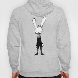 minima - beta bunny pose Hoody