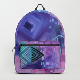 Dream in Purple Backpack