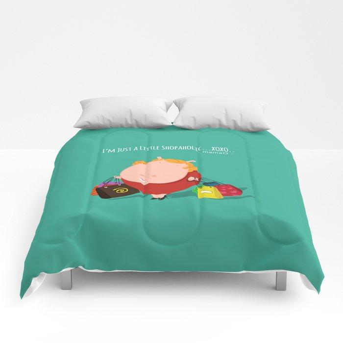 mamaO - shopaholic! Comforters
