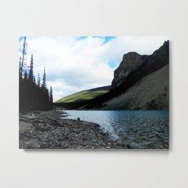 Moraine Lake, Banff Metal Print