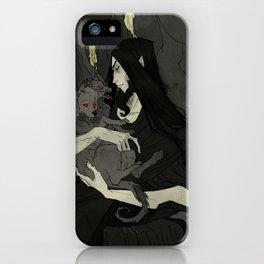Cerberus and Hades iPhone Case