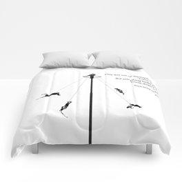 Voladores de Papantla Comforters