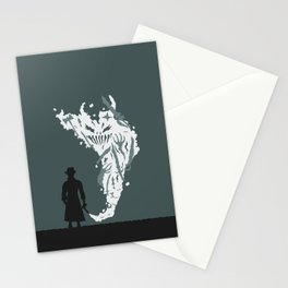Shady Killer Stationery Cards