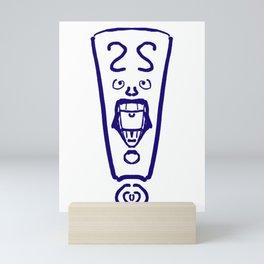 Screamer - Paint Mini Art Print