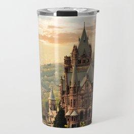 Castle. Travel Mug