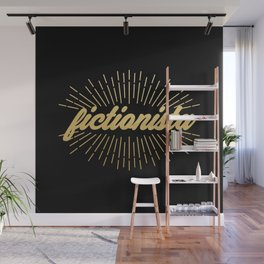 Fictionista Wall Mural