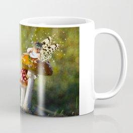 Fairy Neighbor Photo Manipulation Coffee Mug