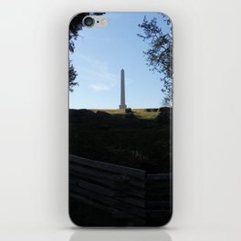 The Point at Stone River iPhone Skin