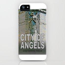 Grand Central Air Terminal iPhone Case