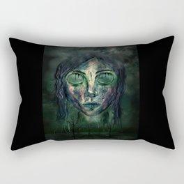 Zustand Rectangular Pillow
