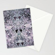 Purple World Stationery Cards
