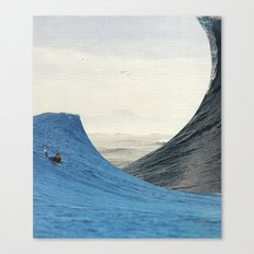 colagem10 Canvas Print