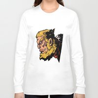 xmen Long Sleeve T-shirts featuring x22 by jason st paul