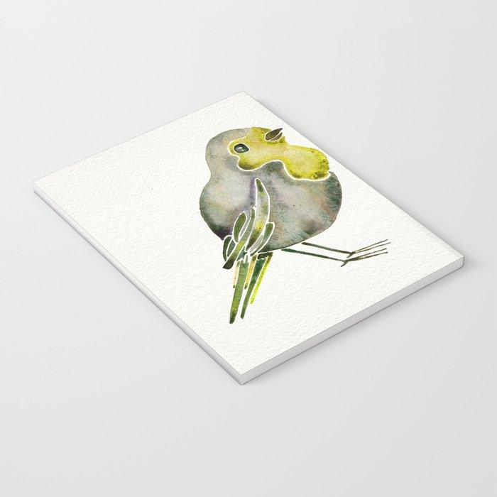 Little Yellow Birds Notebook