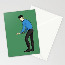 Star Trek TOS : Spock Stationery Cards