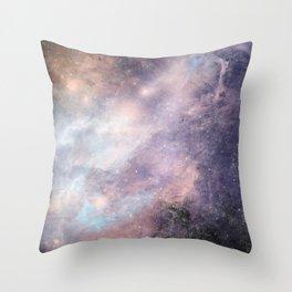 Nebula: Spirited Throw Pillow