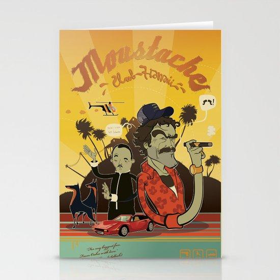 Magnum P.I Stationery Cards