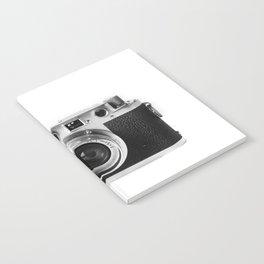 Old Camera Notebook