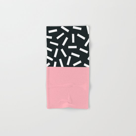 Memphis pattern 24 Hand & Bath Towel