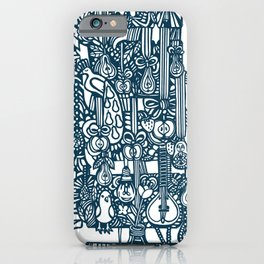 Peartree iPhone Case