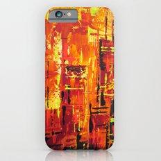 Chicago Fire iPhone 6s Slim Case