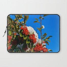 Snow Berries Laptop Sleeve