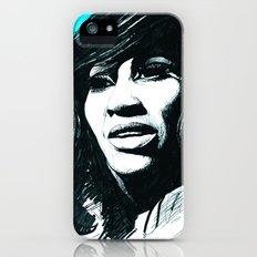 Tina Turner iPhone (5, 5s) Slim Case