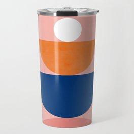 Abstraction_BALANCE_Modern_Minimalism_Art_004 Travel Mug