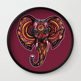 Elephant ornamental Wall Clock