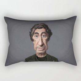 Celebrity Sunday ~ Al Pacino Rectangular Pillow