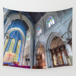 St Andrews Cathedral Singapore Wall Tapestry