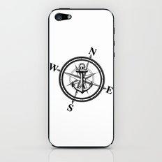 Nautica BW iPhone & iPod Skin