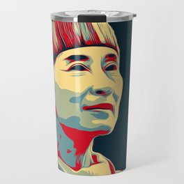 THE FIGHTER! Travel Mug