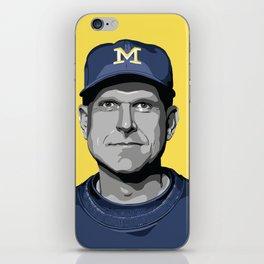 The Coach iPhone Skin