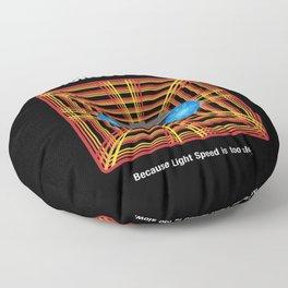 Ludicrous Speed Floor Pillow