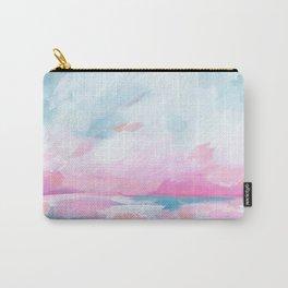 Euphoria - Bright Ocean Seascape Carry-All Pouch
