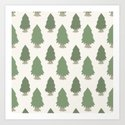Cut your own Christmas tree (Patterns Please) by lalainelim