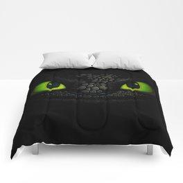 Night Stalker Comforters